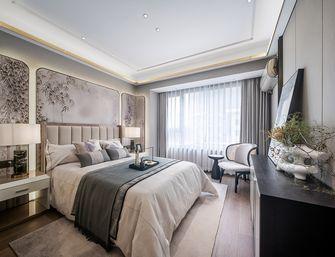 140平米三室两厅中式风格卧室效果图
