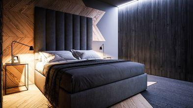 40平米小户型工业风风格卧室装修图片大全