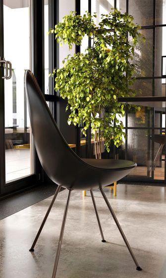 70平米公寓工业风风格客厅欣赏图