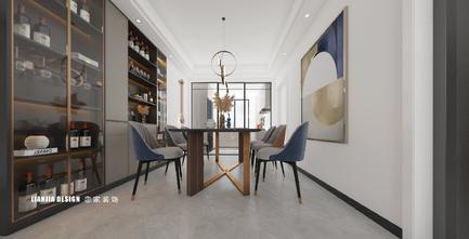 10-15万130平米三室两厅现代简约风格厨房装修案例