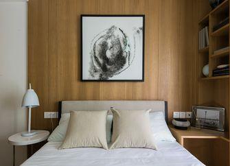 经济型80平米中式风格卧室效果图
