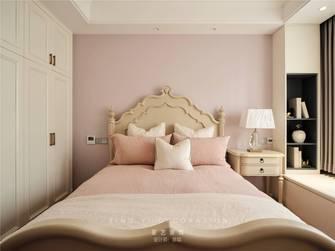 140平米四室两厅美式风格青少年房图