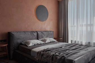 经济型60平米工业风风格卧室设计图