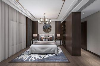 10-15万140平米别墅中式风格卧室效果图