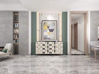 140平米四现代简约风格客厅效果图