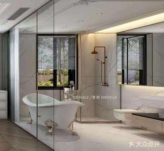 豪华型140平米四法式风格卫生间欣赏图