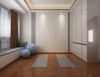 140平米四中式风格健身房图