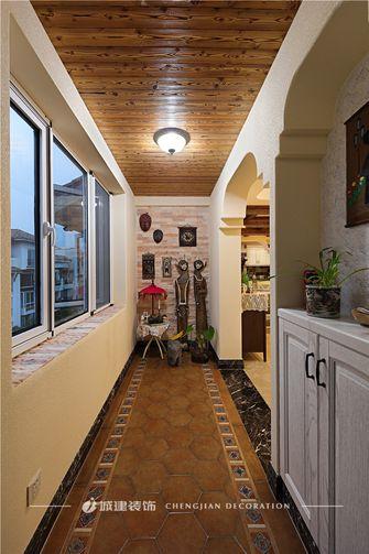 豪华型140平米别墅美式风格阳台装修效果图