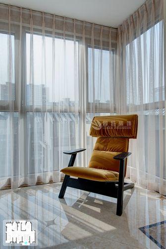 5-10万140平米四美式风格阳台欣赏图