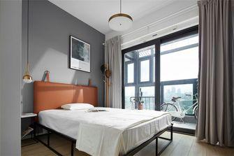 经济型三室两厅北欧风格卧室欣赏图