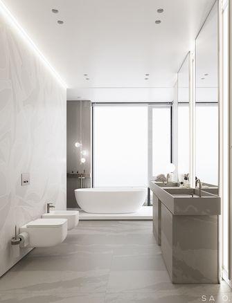 经济型140平米法式风格卫生间设计图