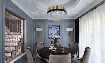 豪华型140平米别墅美式风格餐厅图