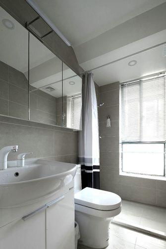 豪华型120平米三室一厅北欧风格卫生间欣赏图