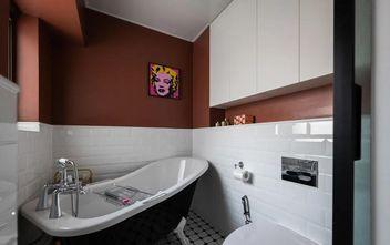经济型110平米三室两厅法式风格卫生间装修效果图