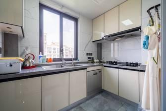 10-15万90平米新古典风格厨房图片大全