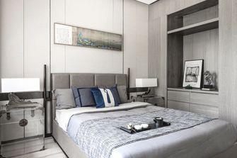 120平米中式风格卧室欣赏图