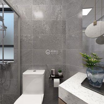 100平米三室两厅欧式风格卫生间图