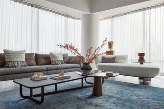 富裕型140平米别墅混搭风格客厅装修效果图