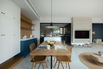 20万以上120平米三室两厅现代简约风格餐厅图片