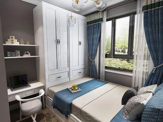 公寓英伦风格青少年房图