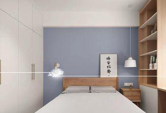富裕型70平米北欧风格卧室设计图