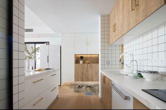 10-15万80平米日式风格厨房图