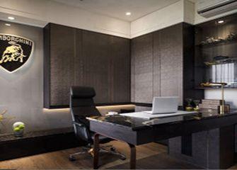 10-15万80平米三欧式风格书房装修效果图
