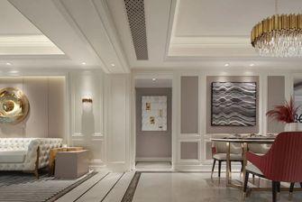 15-20万140平米四法式风格餐厅装修案例