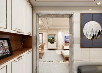 20万以上130平米三室两厅中式风格玄关设计图