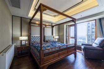 豪华型110平米三室一厅中式风格卧室设计图