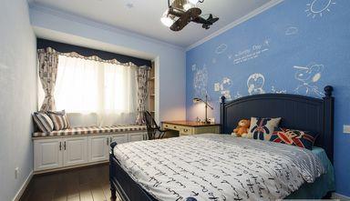 15-20万140平米四室两厅欧式风格青少年房欣赏图