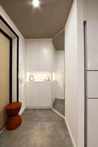 富裕型50平米公寓现代简约风格客厅效果图