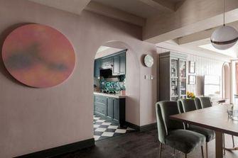 富裕型120平米三室一厅新古典风格餐厅装修图片大全
