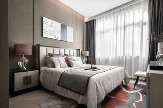 20万以上140平米复式中式风格卧室欣赏图