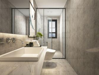 5-10万120平米三室两厅现代简约风格卫生间图片