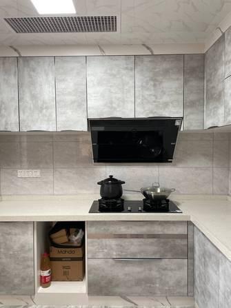 豪华型140平米四室三厅现代简约风格厨房装修案例