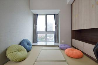 豪华型120平米三室三厅现代简约风格书房设计图