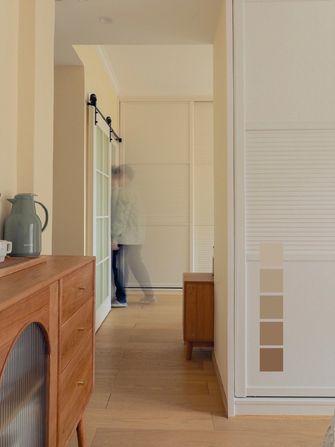 富裕型90平米日式风格走廊图