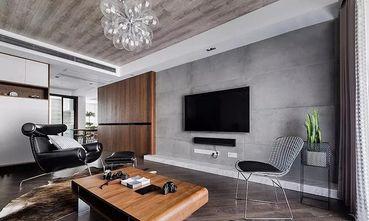 10-15万140平米四室一厅工业风风格客厅装修效果图