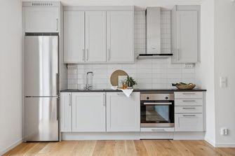 5-10万70平米法式风格厨房设计图