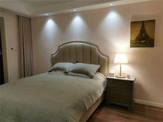 豪华型110平米三室两厅美式风格卧室装修图片大全
