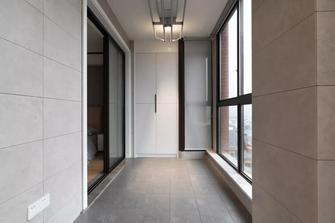经济型120平米四室一厅北欧风格阳台设计图