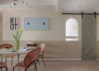 富裕型120平米三室一厅北欧风格餐厅设计图