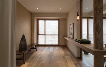 富裕型100平米三室一厅日式风格阳台设计图