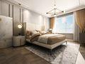 3万以下140平米三现代简约风格青少年房设计图