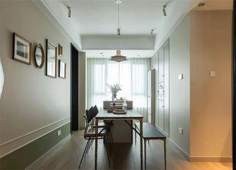 20万以上130平米三室一厅混搭风格餐厅设计图
