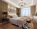140平米四室一厅港式风格卧室装修案例