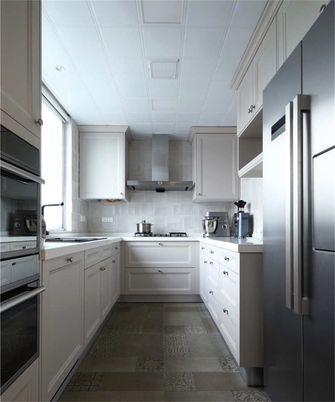 豪华型140平米复式美式风格厨房图