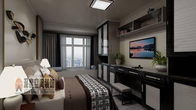 经济型90平米中式风格卧室装修图片大全