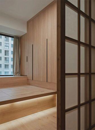 10-15万130平米三室两厅日式风格书房图